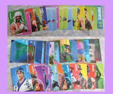50 verschiedene Karten FORTNITE Serie 1, RARE, UNCOMMON, COMMON, Panini 2019