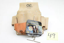 CLC Custom Leather Electricians Construction Work Tool Leather 9 Pocket #K500