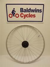 700c REAR NARROW HYBRID / Road Bike / Cycle Wheel - Q/R + 5 SPEED FREEWHEEL