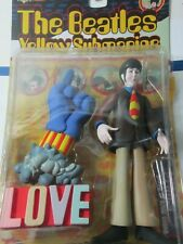 The Beatles Yellow Submarine Paul McCartney Doll/Figure 1999 IN BOX ESTATE FIND