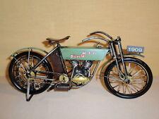 Oldtimer ca 22cm Blech-Modell Mofa rot