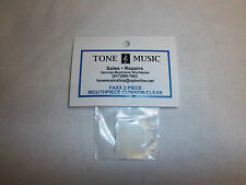 Faxx CLEAR mouthpiece cushion for sax, clarinet****NEW***
