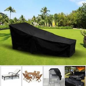 Nologo Copertura per lettini da Esterno Beige mobili da Giardino da Giardino Copertura per lettini da Sole Coperture di Protezione per sedie a Sdraio da Esterno Impermeabili
