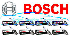 8 BOSCH IRIDIUM SPARK PLUGS for BMW CHEVROLET CORVETTE JAGUAR S-TYPE LINCOLN LS