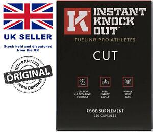 INSTANT KNOCKOUT - Fat Burner Weight Management Revolutionary Shredding Formula!