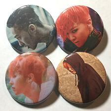 BIGBANG G-DRAGON MADE Series Group Set Buttons KPop