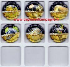 Capsules de champagne série Générique Collection Effervescence