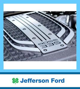 Genuine FPV BOSS 335 Plenum Plate Badge Ford FG + MK2 FGX V8