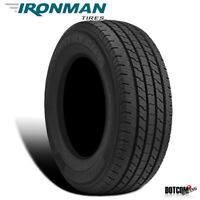 1 X New Ironman ALL COUNTRY CHT 235/80/17 120/117R All-Season Tire