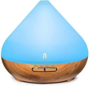 TaoTronics Aroma Diffuser 300ml Ultraschall Luftbefeuchter