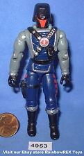 1991 INTERROGATOR Cobra Battle Copter Pilot GI Joe 3 3/4 inch Figure