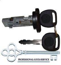 Silverado Sierra 03-06 Ignition Key Switch Lock Cylinder Tumbler Barrel 2 Keys