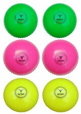 Victory Synthetic Cricket Wind Balls Multicolour Pack Of 6