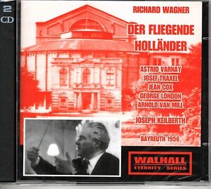 WAGNER - DER FLIEGENDE HOLLANDER - VARNAY - TRAXEL - KEILBERTH - BAYREUTH 1956