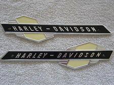 Harley 1963 - 1965  Gas Tank Emblem 61777-63 .. FL & XL
