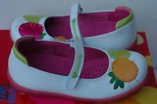Agatha Ruiz de la Prada Chaussures Fille 28 Ballerines Babo Fruit Ella UK10 Neuf