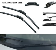 "AUDI A4 MK2 2004-2008 SPECIFIC FIT WINDSCREEN WIPER BLADES 22""22"""