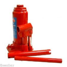 6 TON 12,000 Pound BOTTLE JACK Hydraulic Tuck  Automotive 2 4 6 8 10 12 20 32 50