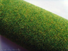 Scale Model Train Layout Grass Mat 0.5x0.5m Ygreen HO N