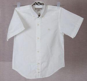 BURBERRY LONDON  Nova Check Shirt  4 Y-104 cm 100% AUTHENTIC