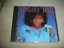 Stephanie Mills Self Titled CD UPC 07673256692 MCA Records 1985