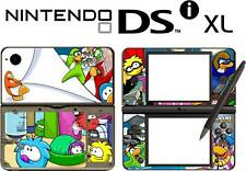 Nintendo DSi XL CLUB PENGUIN Vinyl Skin Decal Sticker