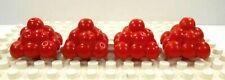 Lego Duplo Item Cupcake Toppings (4) Red