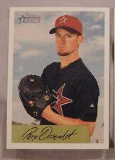 2002 Bowman Heritage Roy Oswalt Astros Baseball Card