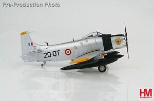 DOUGLAS AD-4 SKYRAIDERS, EC-2/20 Ouarsenis,1960 - HOBBY MASTER 1/72  Réf. HA2916