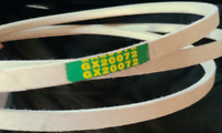 "DECK BELT MADE WITH KEVLAR FITS JOHN DEERE 42"" GX20072 GY20570 FITS L100 SERIES"