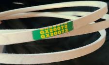 """John Deere Sub 42"""" Riding Mower Deck Belt Gx20072 Gy20570 Fits L100 Series"""