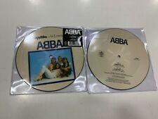 "ABBA PICTURE DISC  7"" CHIQUITITA / LOVELIGHT  2019"