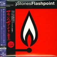 THE ROLLING STONES-FLASHPOINT-JAPAN MINI LP SHM-CD Ltd/Ed G00