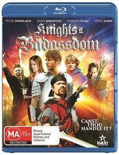 Knights Of Badassdom - Blu Ray Region B Brand New Free Shipping