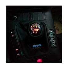 Fit For Bmw illuminated Gear Shift knob 5 Speed M3 M5 E30 E34 E36 E38 E39 E46