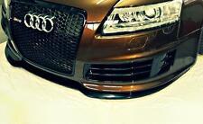 Audi RS6 4F C6 Frontspoilerlippe Frontspoiler Frontsplitter Lippe CS0010-AU06