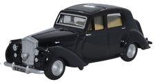 Oxford 76BN6003 Bentley MkVI Black 1/76 Scale = 00 Gauge New in Case T48 Post