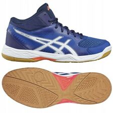 New listing Asics Gel Task M B703Y 4901 volleyball shoes blue multicolored