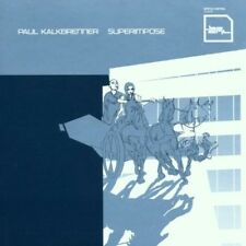 PAUL KALKBRENNER - SUPERIMPOSE  CD NEU