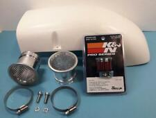 Conversion Kit Open Intake Trumpet BMW r45-r100 Complete NEW