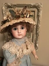 "Antique 22"" Steiner Fig A French Doll."
