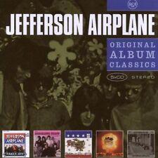 JEFFERSON AIRPLANE - ORIGINAL ALBUM CLASSICS - NEW CD BOX SET