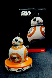Sphero BB-8 Star Wars App-Enabled Droid Model R001 Box Powers On - For Parts