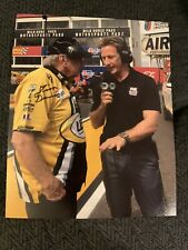 Jim Dunn Signed 8 X 10 Photo  Nhra Drag Racing Legend Autographed