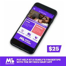 $25 Charitable Donation For: Put Help at a Family's Fingertips