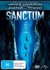 Sanctum (DVD, 2011) R4 PAL very good condition like new  FREE POST