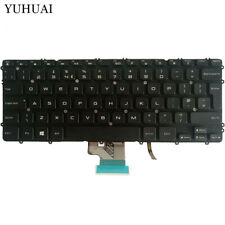 New UK keyboard for Dell Precision M3800 XPS 15 9530 black keyboard with backlit