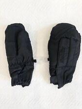 Youth Black Padded Gordini Ski Gloves With Grip On Palm Sz Xxs Eeuc
