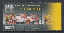 Estonia - 2010, Expo 2010, Shanghai stamp - MNH - SG 617