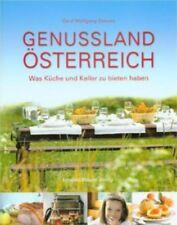 Genussland Österreich: Was Küche und Keller zu bieten haben (gebunden)